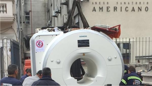 Sanatorio Americano adquirió un nuevo resonador magnético