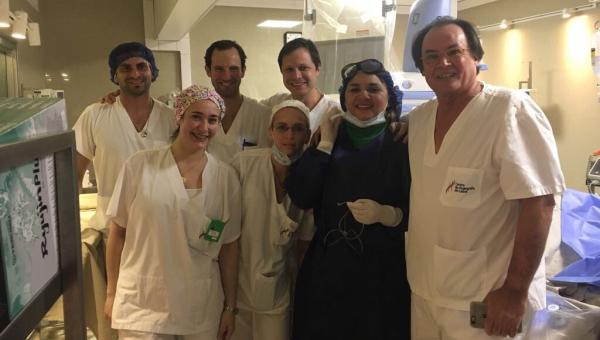 Centro Cardiológico del Sanatorio Americano realiza los primeros procedimientos en el interior del país