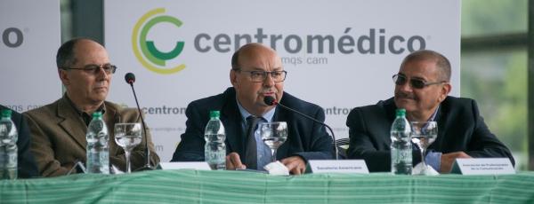 Se realizó el lanzamiento de la extensión del Centro Cardiológico en la ciudad de Salto