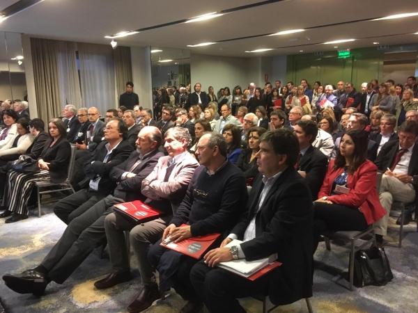 Con una notable participación y altísimo nivel académico se desarrollaron las Jornadas Internacionales de Cardiología