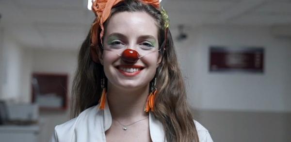 Sofía fue postulada a Destacados por su labor voluntaria en el proyecto Sapatina