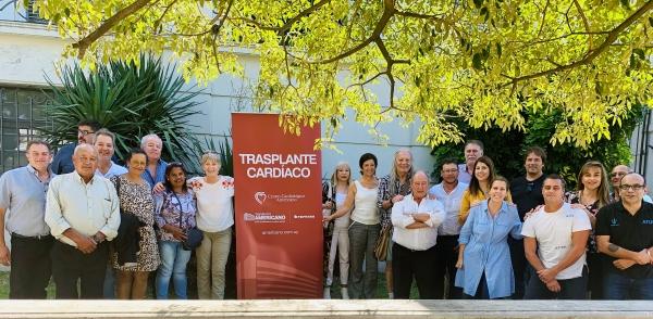Primer jornada de educación para pacientes con trasplante cardíaco