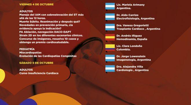 Jornadas Internacionales Cardiologia